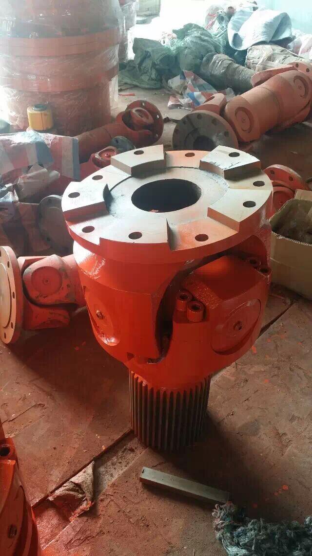 SWC(DH型)短伸缩焊接式万向联轴器 SWC180DH2万向联轴器
