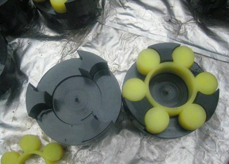 ML10梅花形联轴器国标尺寸