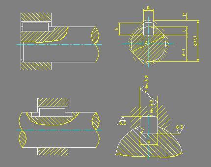 联轴器轴孔公差配合标准
