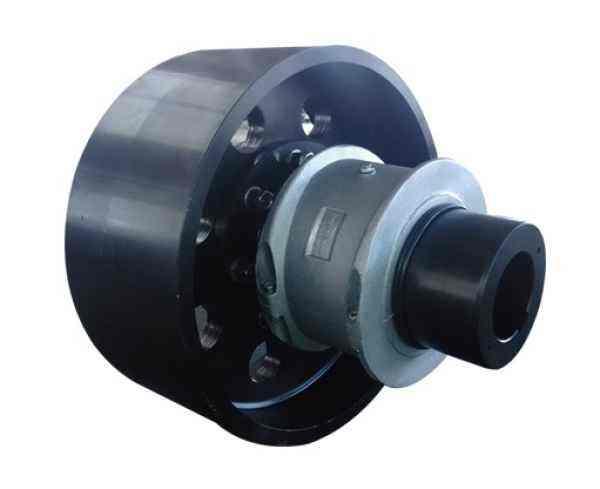 JSZ型带制动轮蛇簧联轴器