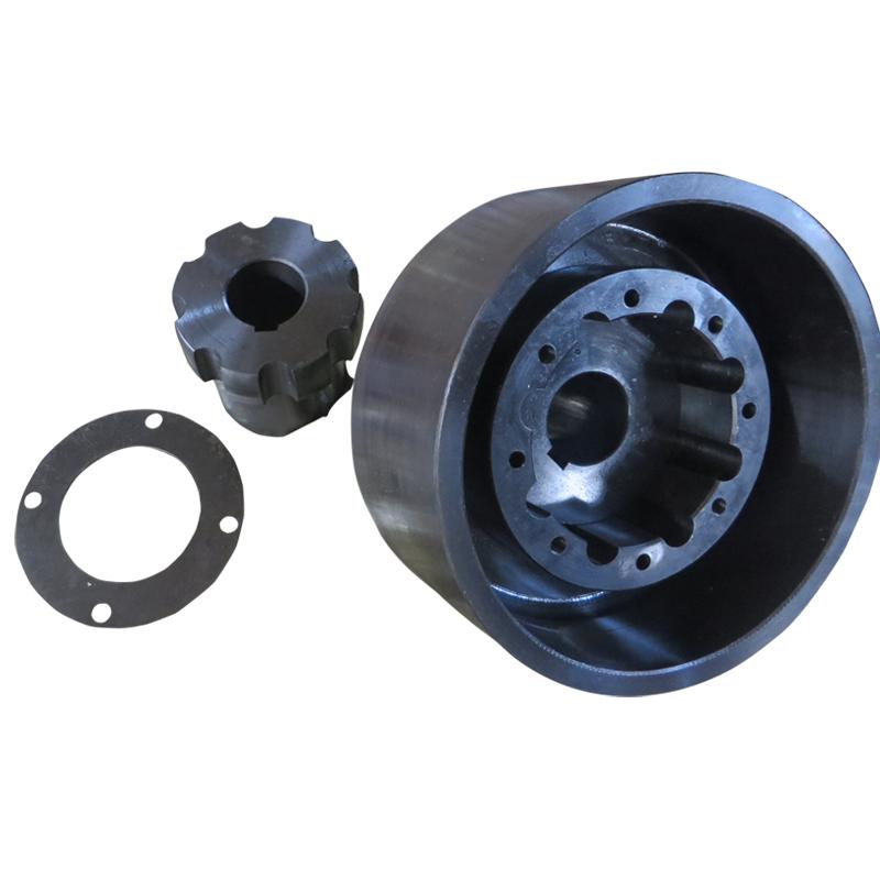 LZZ型(原ZLL型)-带制动轮弹性柱销齿式联轴