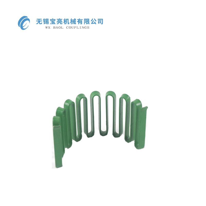 JS蛇型弹簧_联轴器蛇簧_js蛇形弹簧联轴器蛇簧尺寸型号规格表