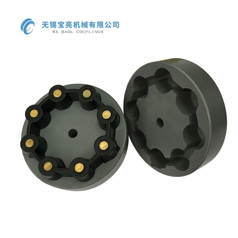 MH/CC芯型橡胶联轴器