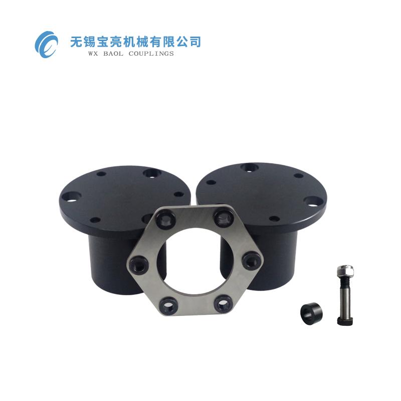 JMI型膜片联轴器规格_膜片联轴器型号尺寸