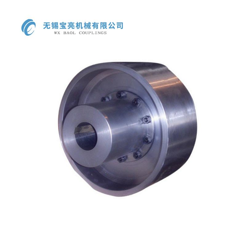 NGCLZ带制动轮鼓形齿式联轴器