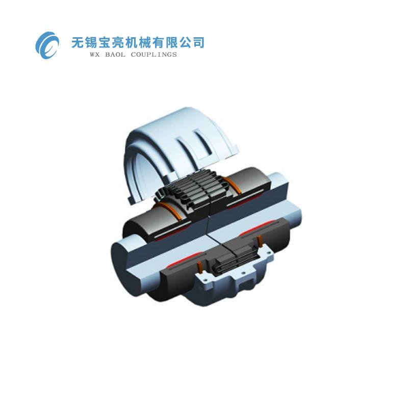<b>GH液压蛇形弹簧联轴器</b>