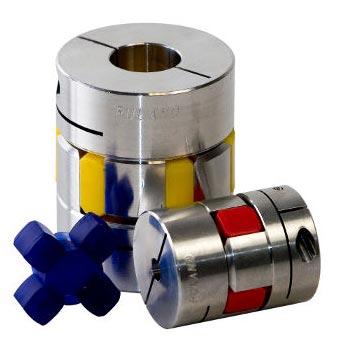 梅花联轴器有多种弹性块可选